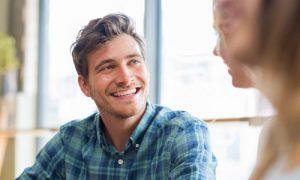 Counselling Lancaster - Smiling Man